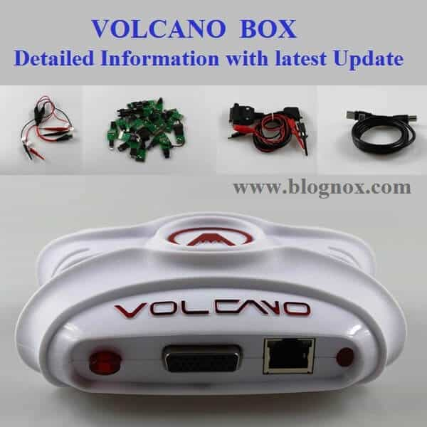 What is Volcano box 10