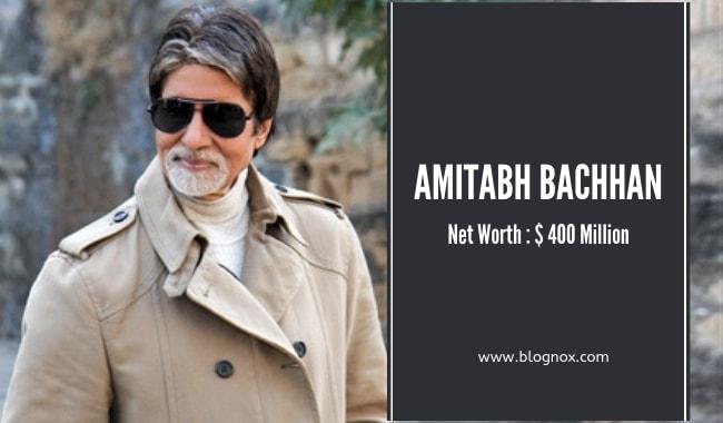 Net-Worth-of-Amitabh-Bachchan
