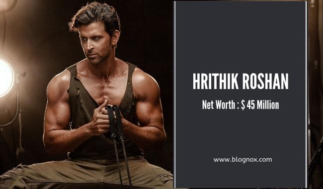 Net-Worth-of-Hrithik-Roshan